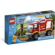 LEGO City 4x4 tűzoltóautó 4208 lego