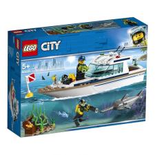 LEGO City Búvárjacht (60221) lego