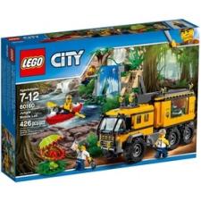 LEGO City  Dzsungel mozgó labor 60160 lego