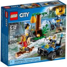 LEGO City Hegyi szökevények 60171 lego