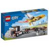 LEGO City Műrepülő szállítóautó (60289)