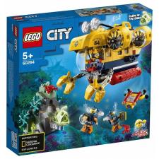 LEGO City Óceáni kutató tengeralattjáró (60264) lego