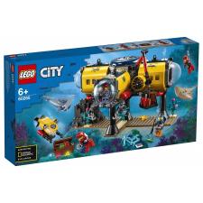 LEGO City Óceánkutató bázis (60265) lego