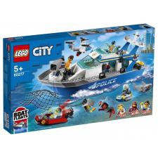 LEGO City Rendőrségi járőrcsónak (60277) lego