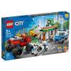 LEGO City Rendőrségi teherautós rablás (60245)