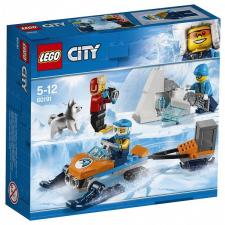 LEGO City Sarkvidéki expedíciós csapat 60191 lego