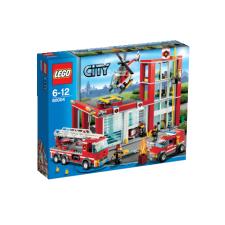 LEGO City - Tűzoltóállomás 60004 lego