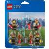LEGO City - Tűzoltósági felszerelés szett 850618