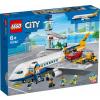 LEGO City Utasszállító repülőgép 60262