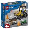 LEGO City Útépítő autó (60284)