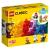 LEGO Classic Kreatív áttetsző kockák 11013