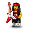 LEGO coltlnm-17 Minifigura A LEGO® NINJAGO® FILM™ sorozat - Gong és Gitár Rokker
