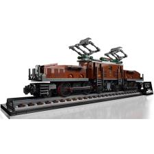 LEGO Creator Expert 10277 Krokodil lokomotív lego