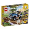 LEGO Creator - Messzi kalandok (31075)