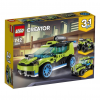 LEGO Creator Rakétás raliautó 31074