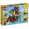 LEGO Creator Tengerparti ház szörfösöknek (31118)