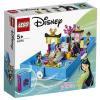 LEGO Disney Princess Mulan mesekönyve (43174)