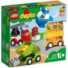 LEGO DUPLO - Első Autós Alkotásaim 10886