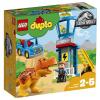LEGO DUPLO Jurassic World T-Rex torony 10880