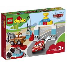 LEGO DUPLO Villám McQueen versenyének napja (10924) lego
