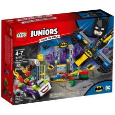 LEGO Juniors Joker támadása a Denevérbarlang ellen 10753 lego