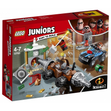 LEGO Juniors The Incredibles 2  Aláásós bankrablás 10760 lego