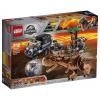 LEGO Jurassic World Carnotaurus – Menekülés a guruló gömbben (75929)