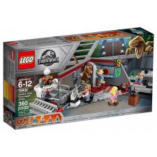 LEGO Jurassic World Velociraptor üldözés (75932) lego