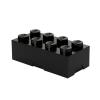 LEGO LEGO uzsonnás doboz - fekete (40231733)