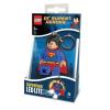 LEGO Lego világító kulcstartó Superman