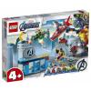 LEGO Marvel Avengers 4+ Bosszúállók Loki haragja (76152)