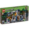 LEGO Minecraft Kalandok az alapköveknél 21147
