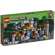 LEGO Minecraft Kalandok az alapköveknél 21147 lego