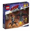 LEGO Movie 2 Harcra kész Batman és Fémszakáll (70836)