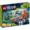 LEGO Nexo Knights 72001 - Lance lebegő harci járműve
