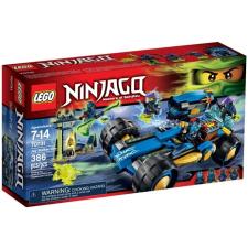 LEGO Ninjago Első Jay Walker 70731 lego