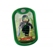 LEGO Ninjago Movie Dog Tag NJDOGTAG