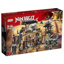 LEGO Ninjago Sárkányverem 70655 lego