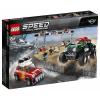 LEGO Speed Champions 1967 Mini Cooper S Rally és 2018 MINI John Cooper Works Buggy (75894)