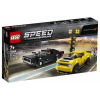 LEGO Speed Champions 2018 Dodge Challenger SRT Demon és 1970 Dodge Charger R/T (75893)