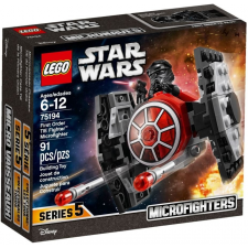 LEGO Star Wars Első rendi TIE Vadász Microfighter 75194 lego