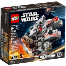 LEGO Star Wars Millenium Falcon Microfighter 75193 lego
