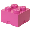 Lego Storage tároló doboz 4250 x 250 x 180 mm - Pink