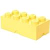 Lego Storage tároló doboz 8250 x 500 x 180 mm - világossárga