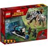 LEGO Super Heroes Orrszarvú párharc a bányánál 76099