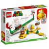 LEGO Super Mario - A Piranha növény erőcsúszdája kiegészítő szett (71365)