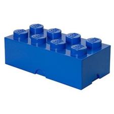 LEGO Tároló doboz 4x2 kék lego