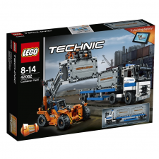 LEGO Technic - Konténerszállító (42062) lego