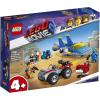 LEGO The Movie - Emmet és Benny Építő és javító műhelye 70821