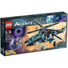 LEGO Ultra Agents UltraCopter vs. AntiMatter 70170